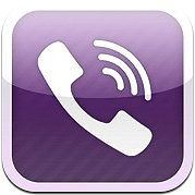 Viber icona iPhone