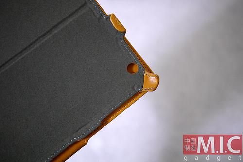 iPad 2 Case e Fotocamera posteriore