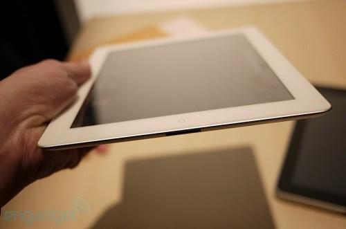 iPad 2 molto più sottile