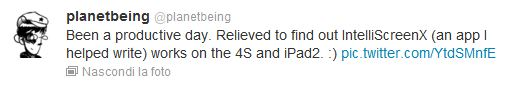tweet planetbeing