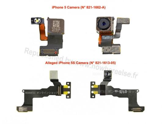 iphone 5s modulo fotocamera