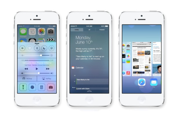 apple ios 7 screenshot