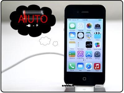 ios-7-iphone-4-calo-durata-batteria-logo