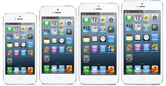 iphone display aumento