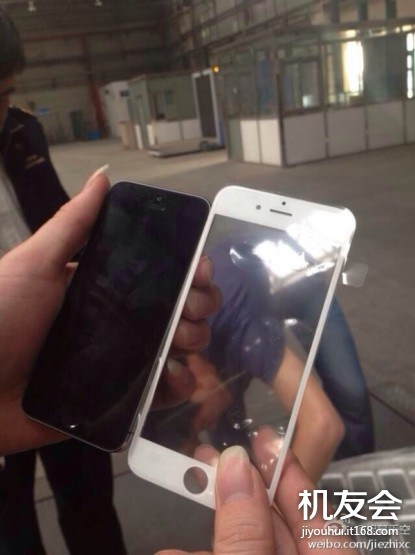 front iphone 6
