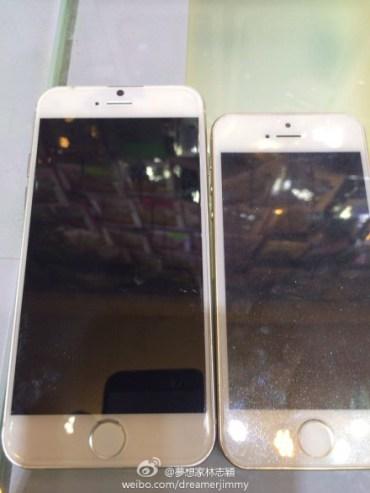 iphone6 vs iphone 5