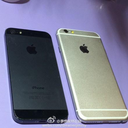 retro iphone 6 vs iphone 5