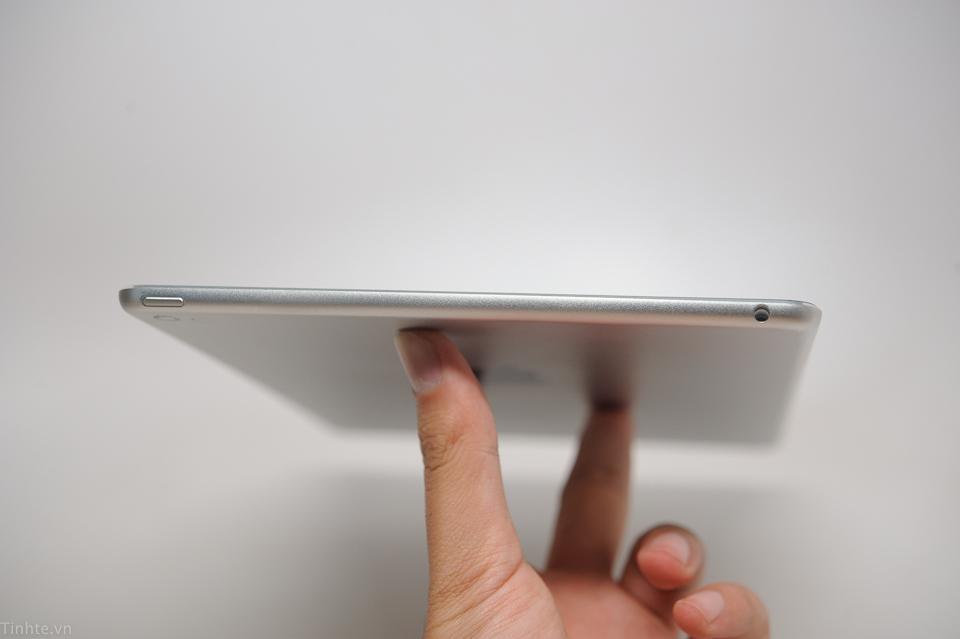 iPad Air 2 spessore