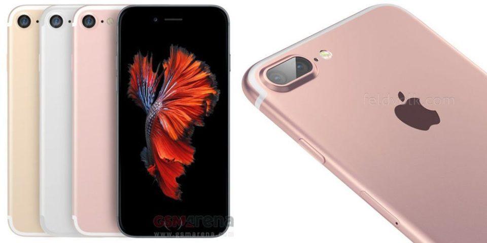 render iphone 7