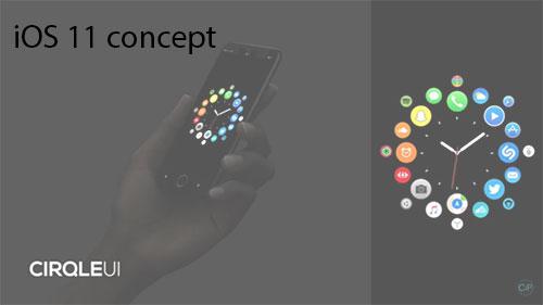ios-11 concept