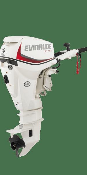 Evinrude E-TEC 25 Rorkult