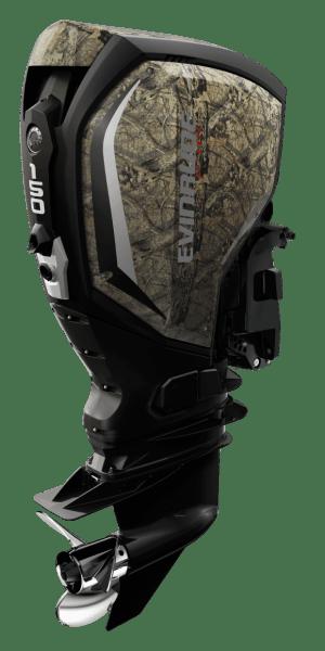 Evinrude E-TEC G2 150 camo