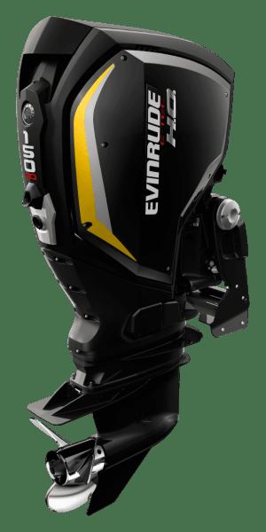 Evinrude E-TEC G2 150 H.O. svart
