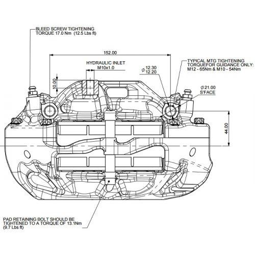 Car Brake Lines & Hoses FIAT COUPE 1.8 2.0 IE 20V TURBO