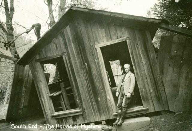 Oregon Vortex (House of Mystery)