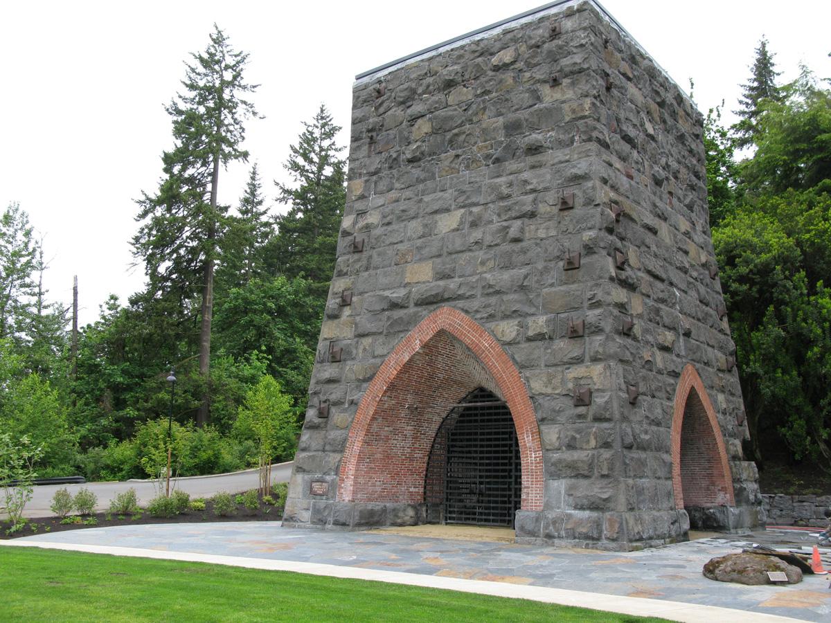 Oswego Iron Furnace
