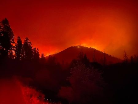Southern Oregon wildfires