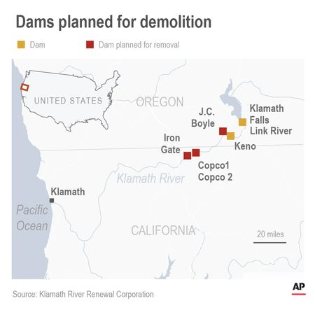 Demolishing Dams