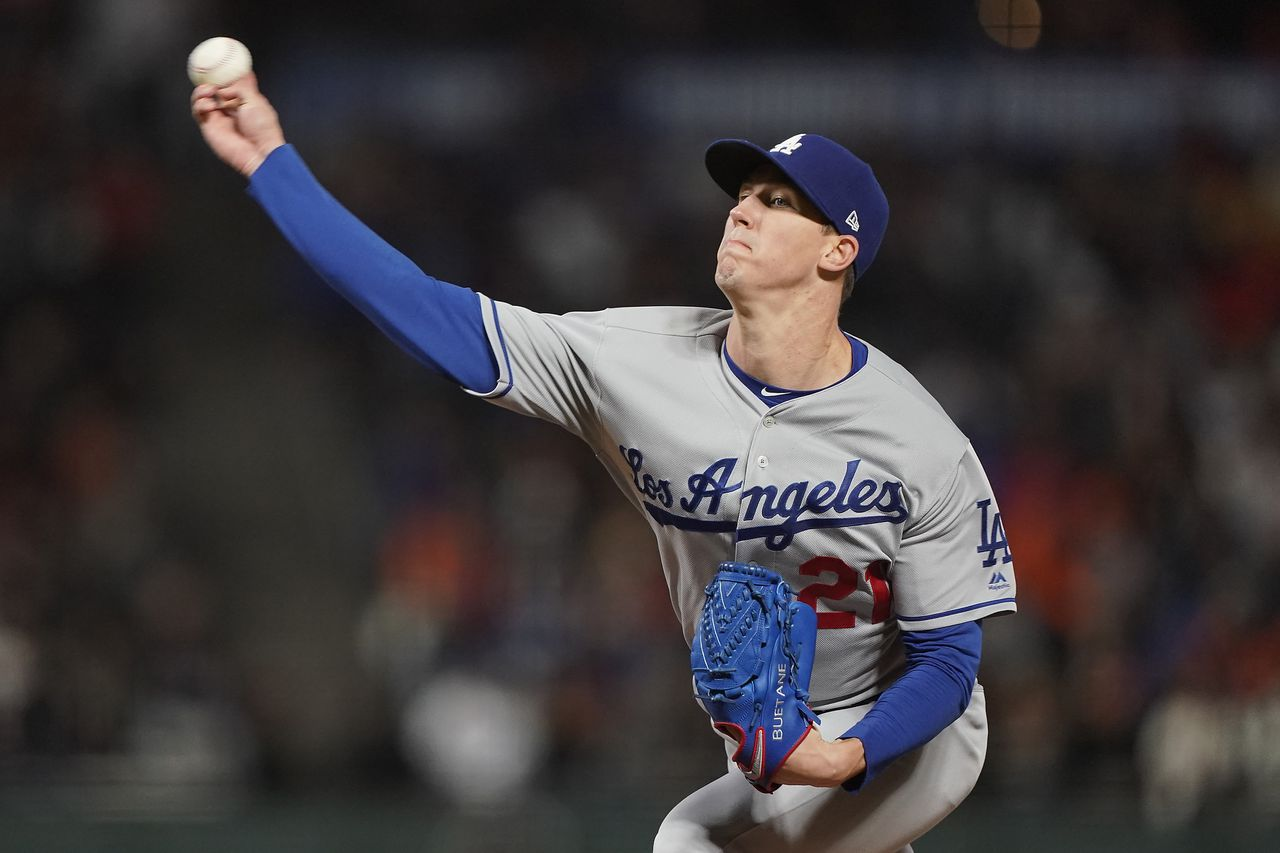LA Dodgers vs San Diego Padres free live stream: MLB playoffs score. time. TV channel. how to watch NLDS Game 1 online - oregonlive.com