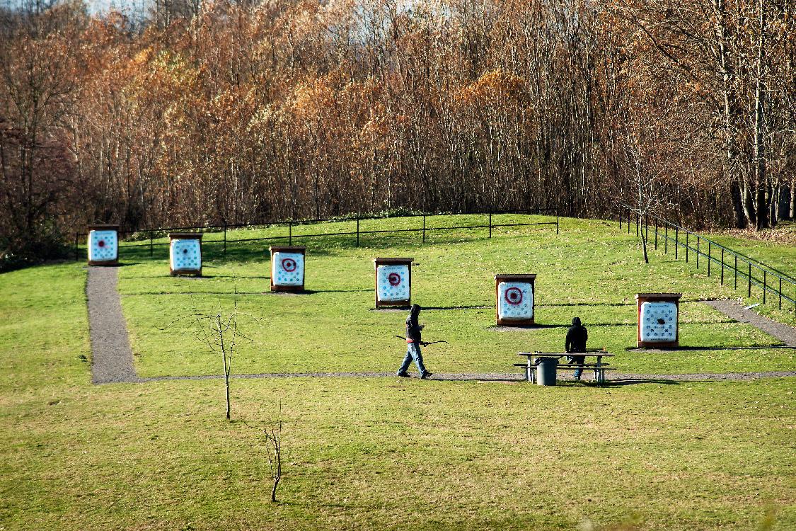 Fall Hunting Wallpaper Metro Relocates And Enhances Archery Range Metro