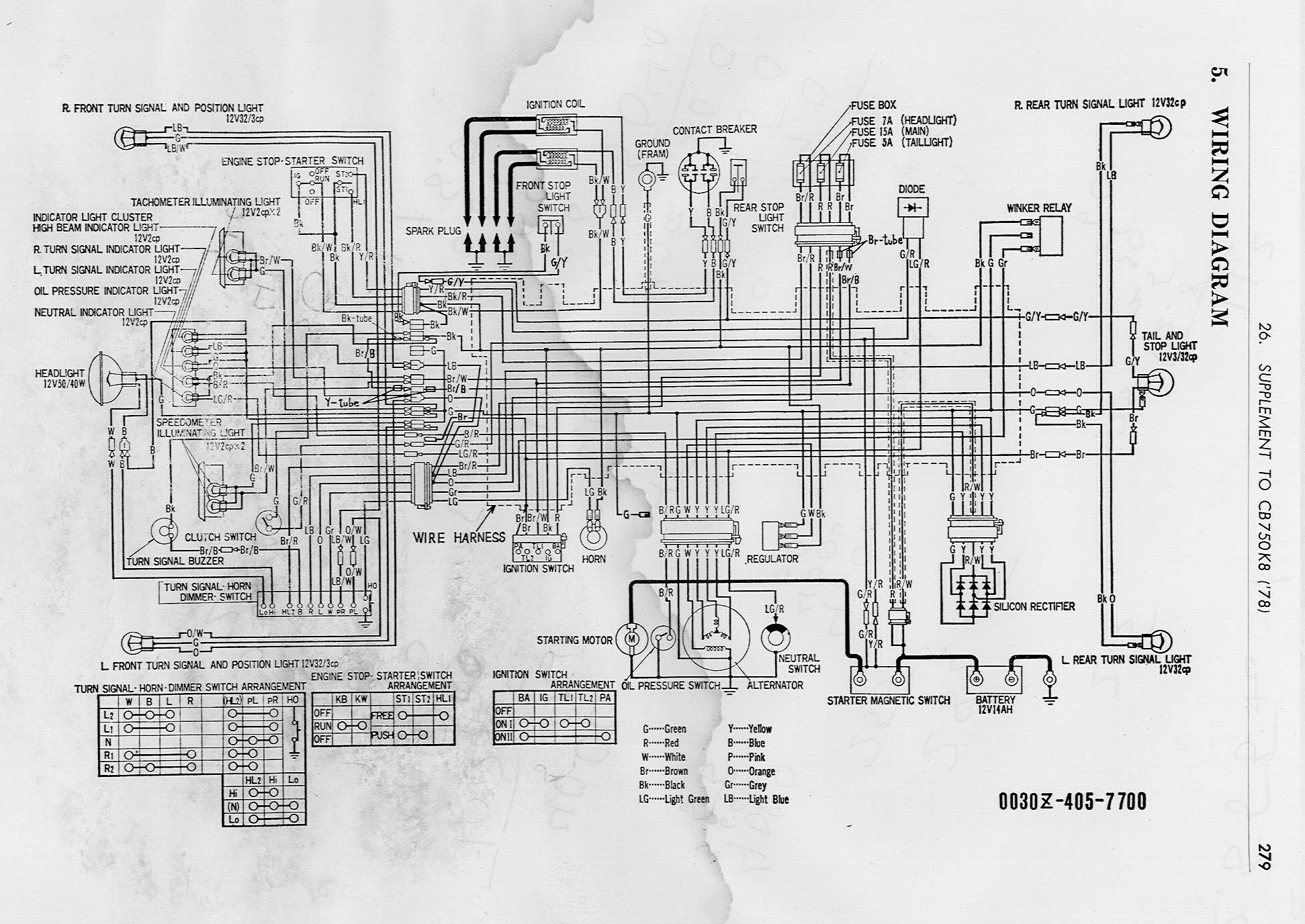 [DIAGRAM] Honda Nighthawk 750 Wiring Diagram FULL Version