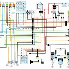 H4 Halogen Bulb Wiring Diagram Single Phase For House Honda Get Free Image About