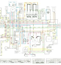 kz200 wiring diagram wiring diagram detailed 1978 kawasaki kz200 accessories kz200 wiring diagram [ 2587 x 1821 Pixel ]