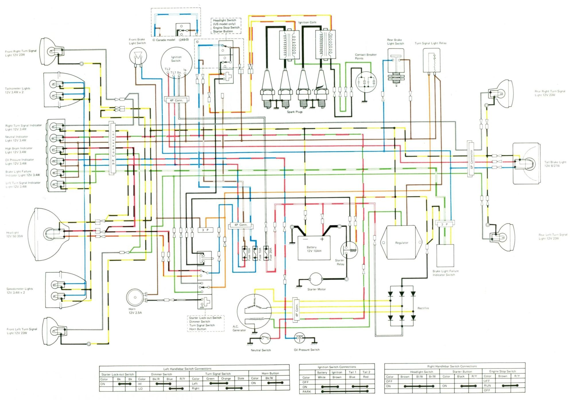 hight resolution of kz1000 wiring diagram picture wiring diagram mega 1986 kz1000 wiring diagram