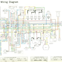 Kawasaki Wiring Diagrams Kinetic And Potential Energy Venn Diagram Klt 250 Get Free Image About