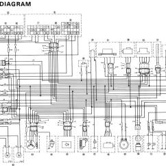 Yamaha Virago Wiring Diagram Vw Polo Radio Basic Chopper