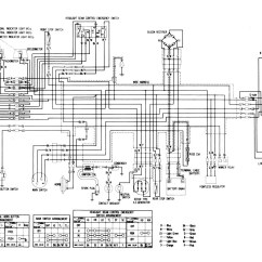 Cb750 Wiring Diagram Sheep Heart Dissection 1981 Honda Free Engine Image