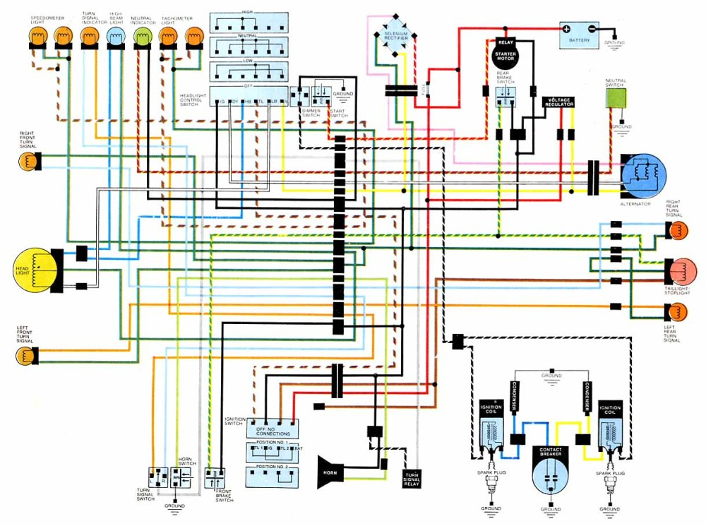 medium resolution of wiring diagramscb500 twin jpg