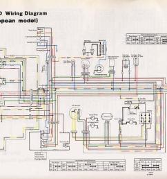 1978 honda ct90 wiring diagram [ 1075 x 769 Pixel ]