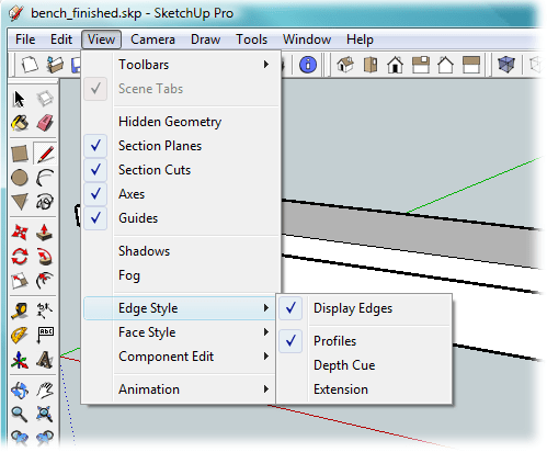 Sketchup Snap To Object