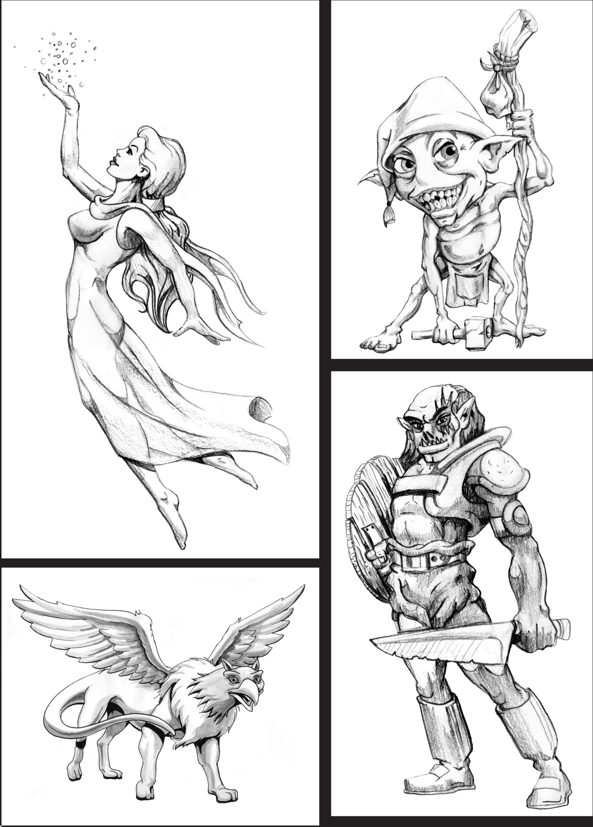 Chapter 5 Fantasy Creatures
