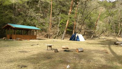 二軒屋キャンプ場