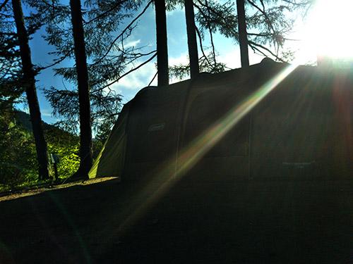 小黒川渓谷キャンプ場
