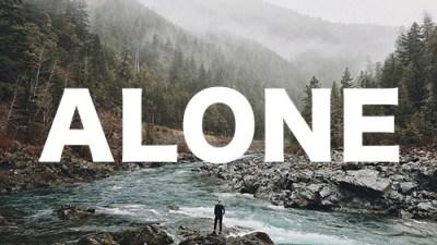 alone ブログ