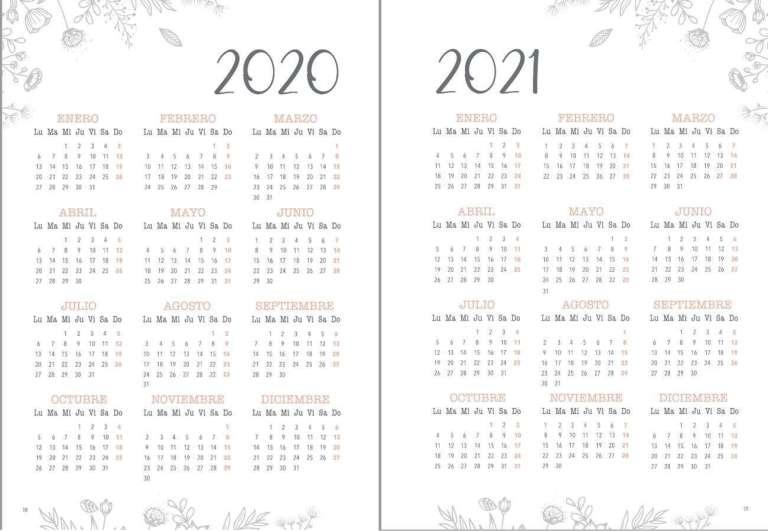 Calendario Gigante