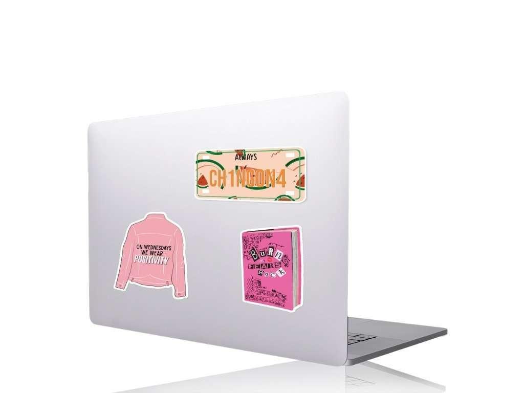Stickers para compu en vinil