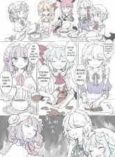 Touhou – Valentine (risui (suzu rks))