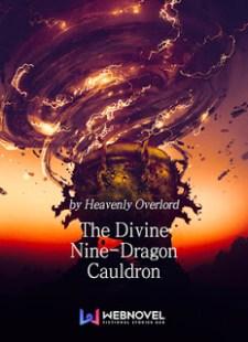 The Divine Nine Dragon Cauldron