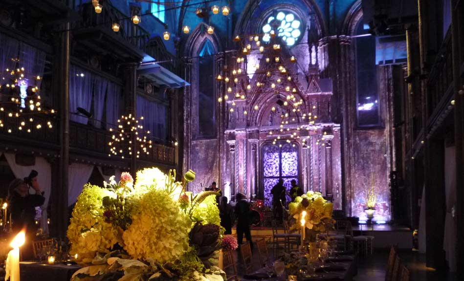 Special Events at the Angel Orensanz Foundation New York