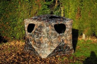Free use of our Stealth Wildlife pop-up hide