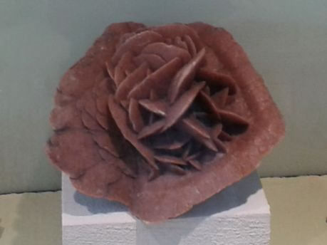 Gypsum Desert Rose from Algeria