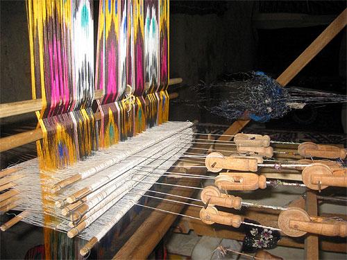 National Arts and Crafts of Uzbekistan  KhanAtlas