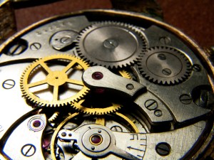 Does your life run like clockwork?