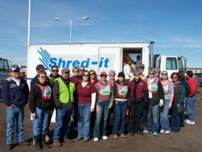 Albuquerque Shred-A-Thon
