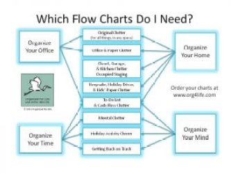 Which Flow Charts Do I Need - Org4life - 2013 version