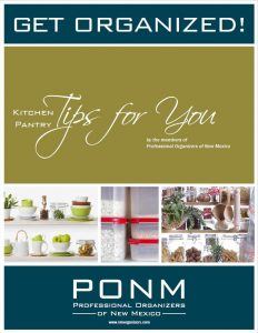 Kitchen pantry PONM cover